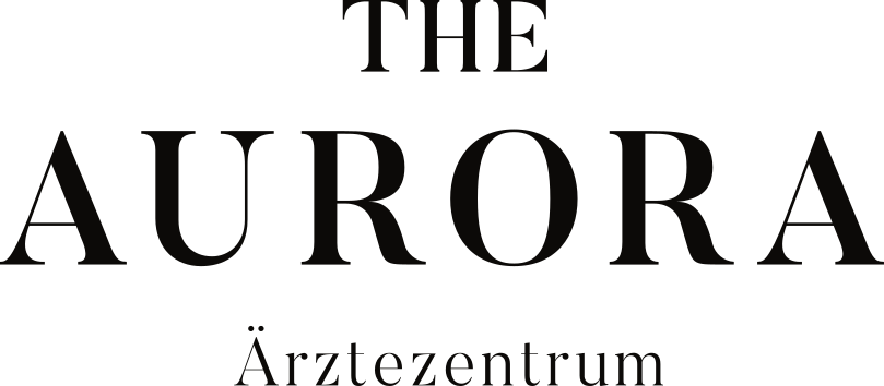 The Aurora Ärztezentrum Logo
