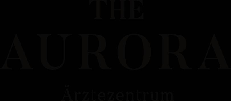 The Aurora Ärztezentrum Logo
