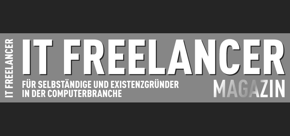 IT Freelancer Magazin Logo