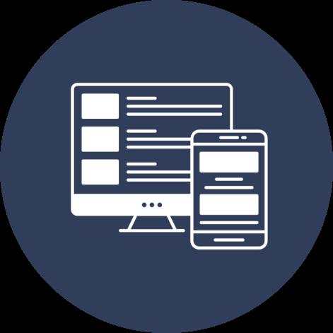 Responsive Webauftritt für B2B Firmen